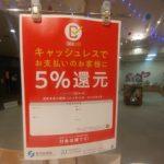 【キャッシュレスポイント還元事業】paypayでのお支払いで5%ポイント還元!!【登録店舗になりました】
